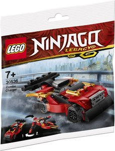 Lego Ninjago 30536 Combo Charger