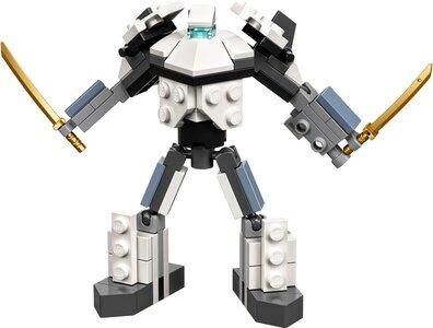 Lego Ninjago 30591 Titanium Mini Mech