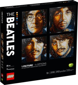 Lego LEGO Art 31198 The Beatles