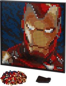 Lego LEGO Art 31199 Marvel Studios Iron Man