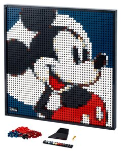 Lego LEGO Art 31202 Disney's Mickey Mouse