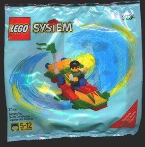 Lego Freestyle 3234 Fantasy Boat