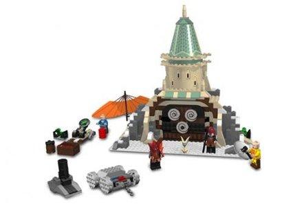 Lego Avatar 3828 Air Temple