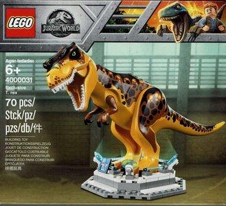 Lego Jurassic World 4000031 Exclusive T. Rex