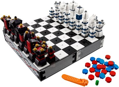 Lego Gear 40174 Iconic Chess Set