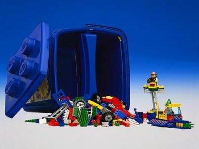Lego Freestyle 4055 Medium Bucket