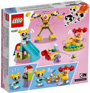 Lego The Powerpuff Girls 41287 Bubbles Playground Showdown