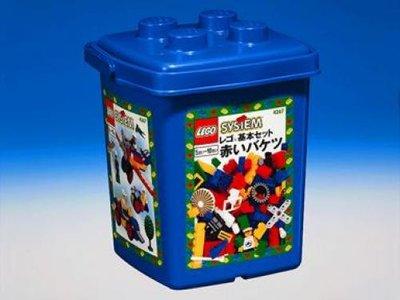 Lego Freestyle 4267 Large Bucket