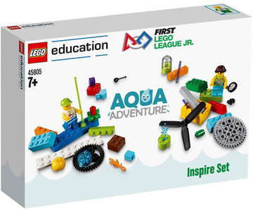 Lego FIRST LEGO League 45805 Aqua Adventure Inspire Set