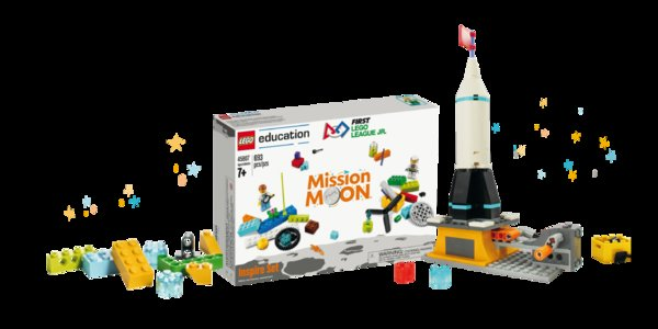 Lego FIRST LEGO League 45807 Mission Moon Inspire Set