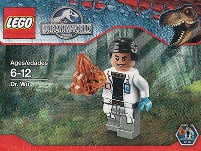 Lego Jurassic World 5000193818 Dr. Wu