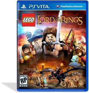 Lego Gear 5001634 The Lord of the Rings - PS Vita