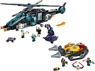 Lego Agents 5004554 Ultra Agents Collection
