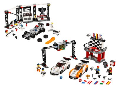 Lego Speed Champions 5004559 Speed Champions Collection 2