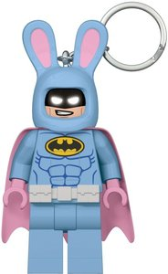 Lego Gear 5005317 Easter Bunny Batman Key Light