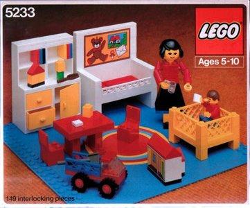 Lego Homemaker 5233 Bedroom