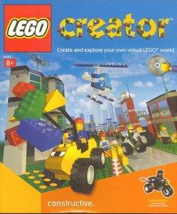 Lego Gear 5700 Creator - PC CD-ROM
