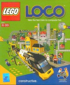 Lego Gear 5701 LOCO - PC CD-ROM