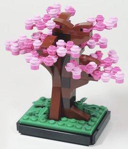 Lego Architecture 6291437 Sakura Tree