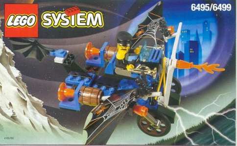 Lego Time Cruisers 6499 Time Tunnelator