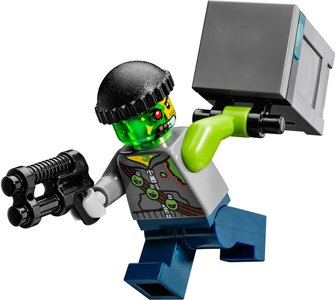 Lego Agents 70160 Riverside Raid