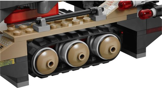Lego Agents 70161 Tremor Track Infiltration