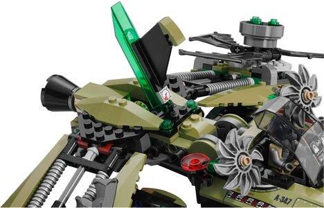 Lego Agents 70164 Hurricane Heist