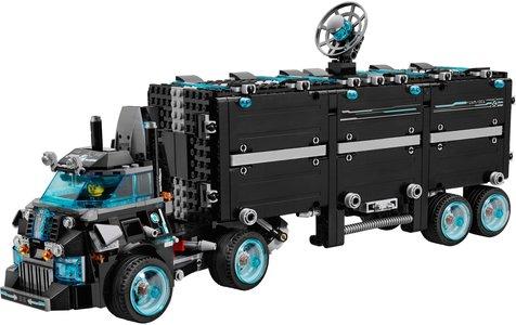 Lego Agents 70165 Ultra Agents Mission HQ