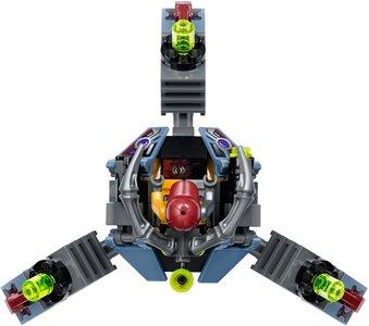 Lego Agents 70166 Spyclops Infiltration
