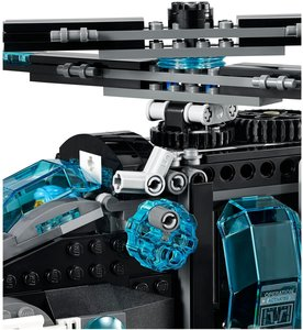 Lego Agents 70170 UltraCopter vs. AntiMatter