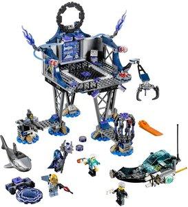 Lego Agents 70172 AntiMatter's Portal Hideout