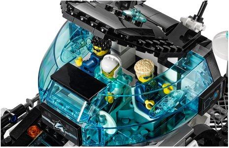 Lego Agents 70173 Ultra Agents Ocean HQ