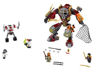 Lego Ninjago 70592 Salvage M.E.C.