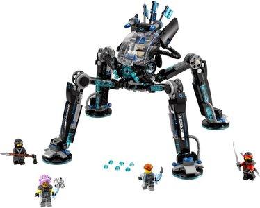 Lego Ninjago 70611 Water Strider