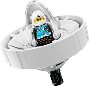 Lego Ninjago 70636 Zane - Spinjitzu Master