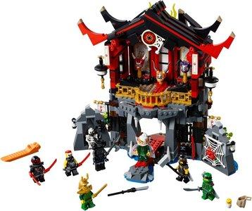 Lego Ninjago 70643 Temple of Resurrection