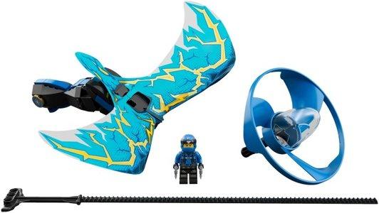 Lego Ninjago 70646 Jay - Dragon Master