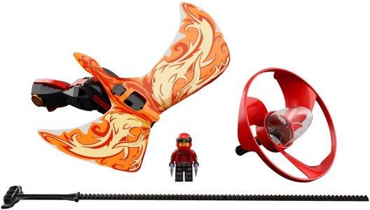 Lego Ninjago 70647 Kai - Dragon Master