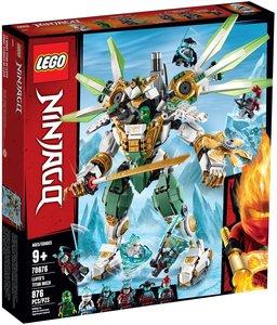 Lego Ninjago 70676 Lloyd's Titan Mech
