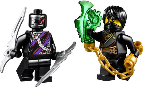 Lego Ninjago 70720 Hover Hunter
