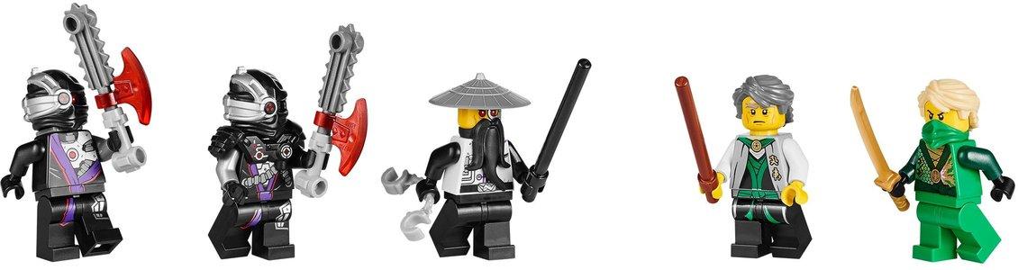 Lego Ninjago 70725 Nindroid MechDragon