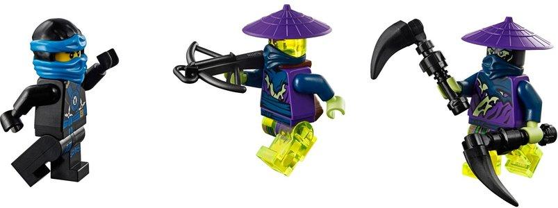 Lego Ninjago 70731 Jay Walker One