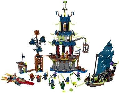 Lego Ninjago 70732 City of Stiix