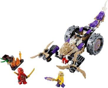 Lego Ninjago 70745 Anacondrai Crusher
