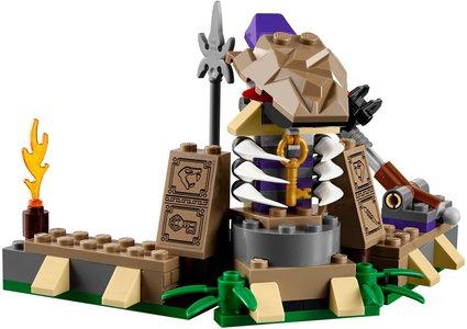 Lego Ninjago 70748 Titanium Dragon