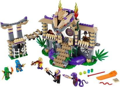 Lego Ninjago 70749 Enter the Serpent