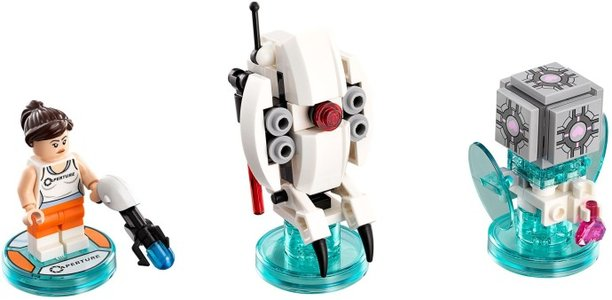 Lego Dimensions 71203 Portal 2 Level Pack
