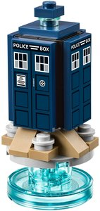 Lego Dimensions 71204 Doctor Who Level Pack