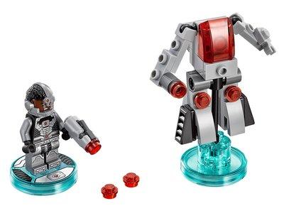Lego Dimensions 71210 Cyborg Fun Pack