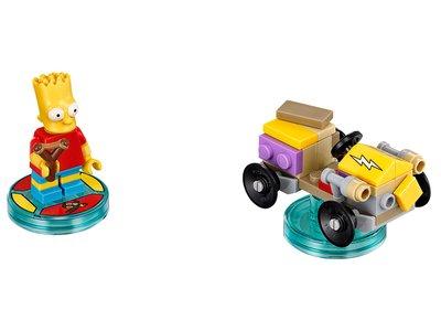 Lego Dimensions 71211 Bart Fun Pack